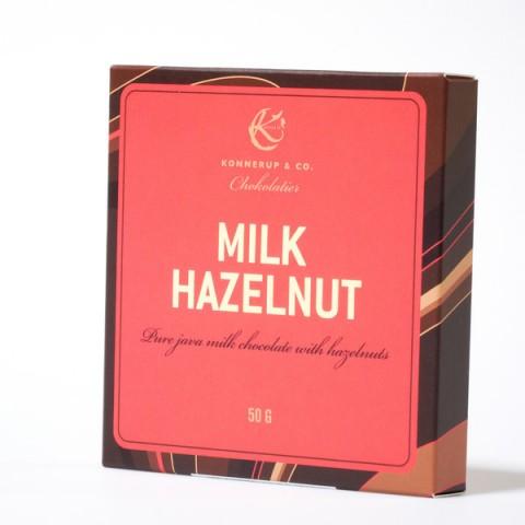 Milk Hazelnut