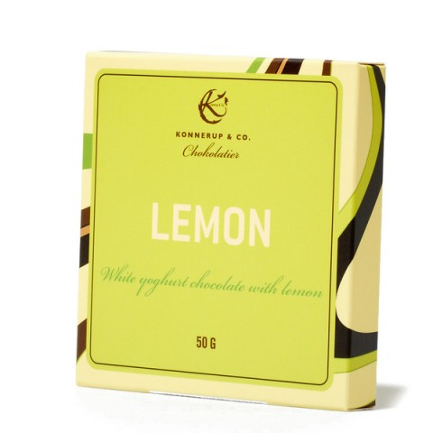 Lemon white chocolate