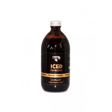 Iskaffe - Iced Espresso Cream Caramel