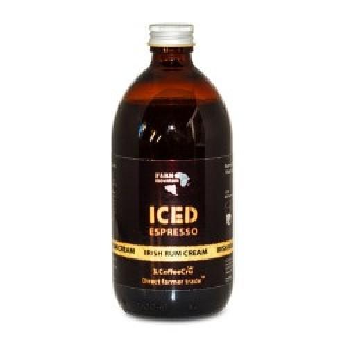 Iskaffe - Iced Espresso Irish Rhum Cream