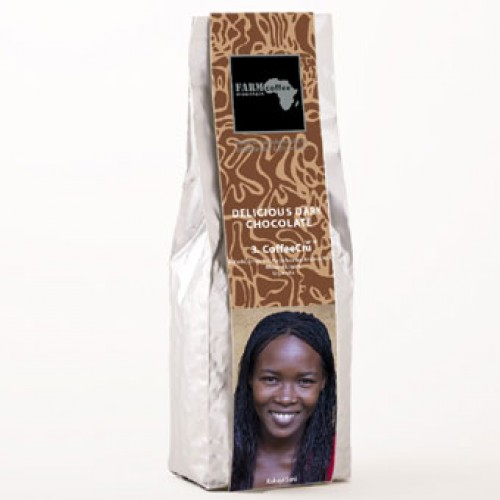 Delicious Dark Chocolate, ristet