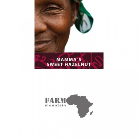 Mammas Sweet Hazelnut, ristet