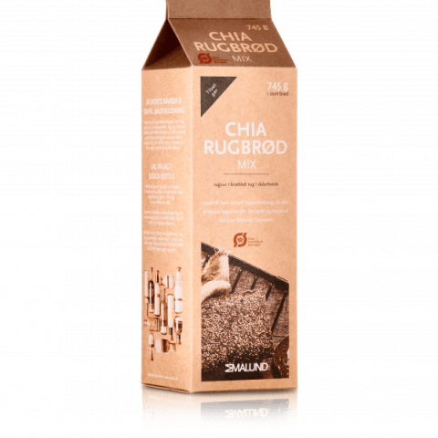 Chia Rugbrød Mix