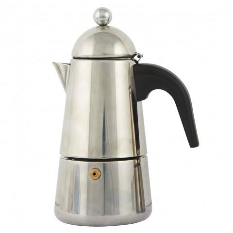 Espressokaffebrygger til 4 kopper