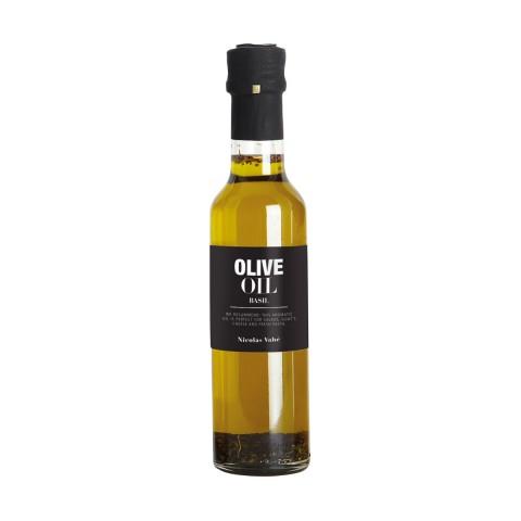 Olivenolie m. basilikum