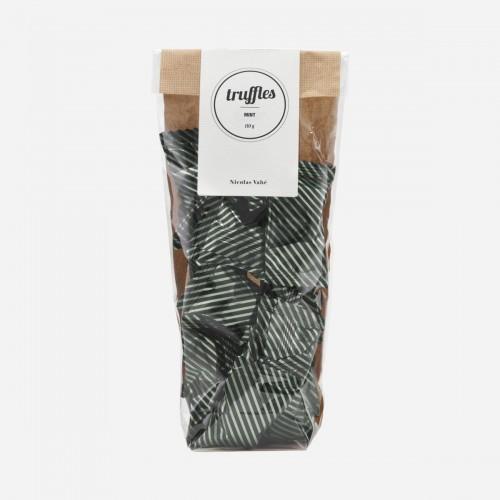 Chokoladetrøffel med Mint
