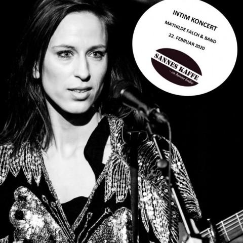 Mathilde Falch & Band LIVE  22.feb.2020